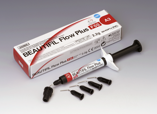 Beautifil Flow Plus Produktbild