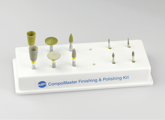 CompoMaster Finishing & Polishing Kit