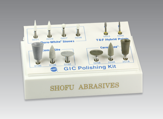 GIC Polishing Kit