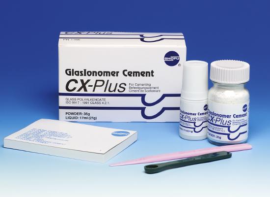 GlasIonomer Cement CX-Plus