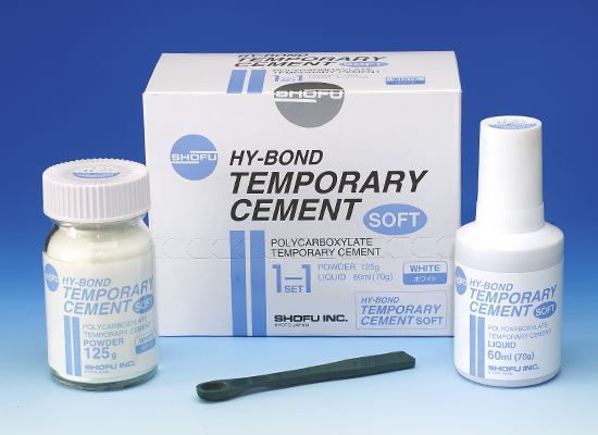 HY-Bond Temporary Cement Soft