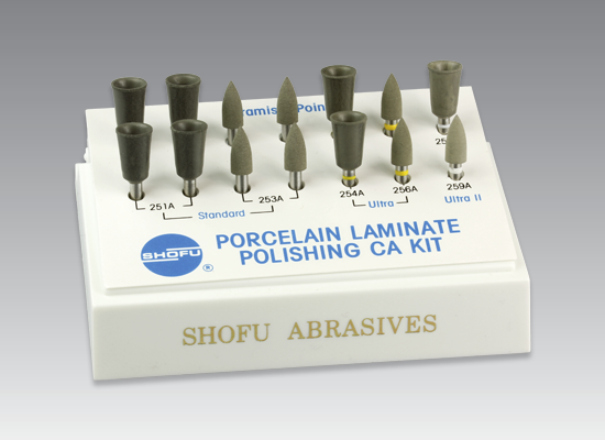 Porcelain Laminate Polishing Kit