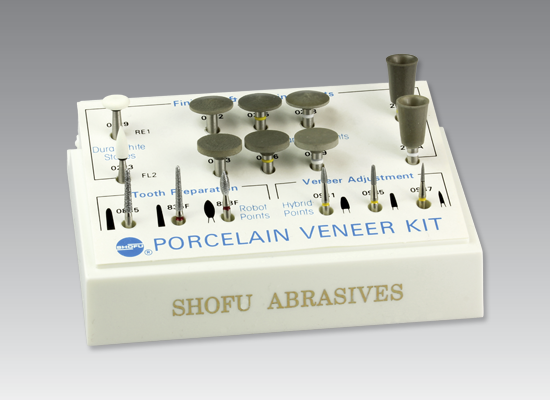 Porcelain Veneer Kit