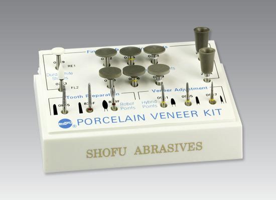 Porcelain Veneer Kit