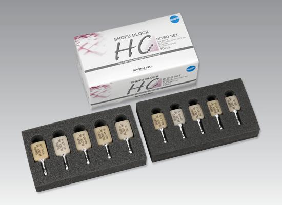 SHOFU Block HC · Disk HC