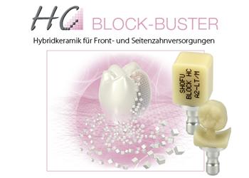 SHOFU Block HC & Disk HC · Block-Buster