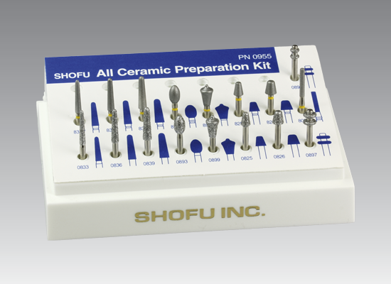 All Ceramic Preparation Kit