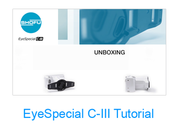 EyeSpecial C-III Tutorial