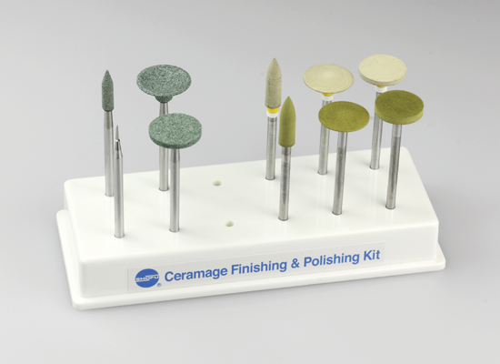 Ceramage Finishing & Polishing Kit